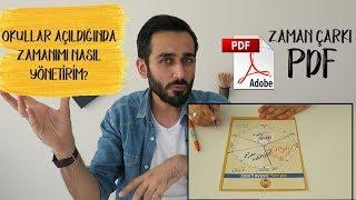 Download #PK8 12. Sınıflar İçin Zaman Yönetim Taktikleri | Zaman Çarkı PDF İndir! #okuladönüş Video