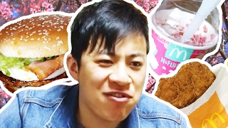 Download Americans Try Japanese McDonald's Video
