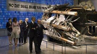 Download Abre el museo del 11-S en la Zona Cero Video