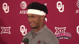 Download Texas Game Week Press Conference: Kyler Murray Video