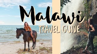 Download Malawi Travel Vlog | The Warm Heart of Africa SHOOK Me! Video