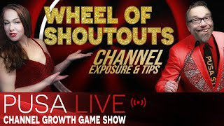 Download Promote Your YouTube Channel Here - Let's spin the wheel of shoutouts on Puša Studios! Video
