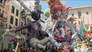 Download Las Fallas de Valencia, declaradas Patrimonio Inmaterial de la Humanidad Video