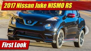 Download 2017 Nissan Juke NISMO RS: First Look Video