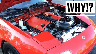 Download LS Swapping the Miata!? Video
