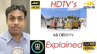 Download Different TV's Explained 1080p, 4K, 4K HDR, ULTRA HD, Smart TV Video