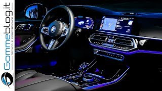 Download BMW X5 (2019) INTERIOR | The Best AMBIENT LIGHTING or Not ? Video