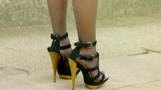 Download HighHeels These shoes are made for walking. Video