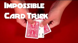 Download Most Impossible Card Trick Tutorial! Video