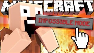 Download If IMPOSSIBLE MODE Was Added to Minecraft Video