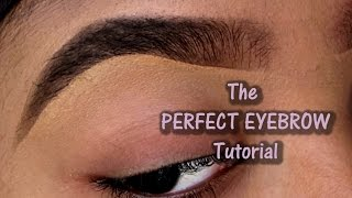 Download The Perfect Eyebrow | Updated Tutorial | PETITE-SUE DIVINITII Video
