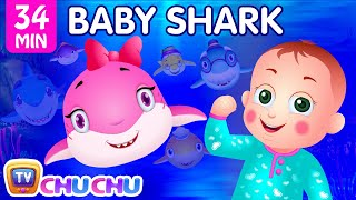 Download Baby Shark and Many More Videos | Popular Nursery Rhymes Collection by ChuChu TV Video