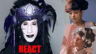Download Goth Reacts to Melanie Martinez - Mad Hatter Video