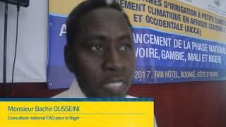 Download Interview de Monsieur Monsieur Bachir OUSSEINI, Consultant national FAO pour le Niger Video