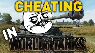 Download Cheating in World of Tanks... Video