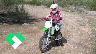 Download LEARNING TO RIDE A DIRT BIKE, AGAIN (9.28.14 - Day 912) | Clintus.tv Video