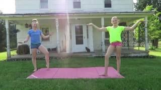 Download ABC Gymnastics Challenge | with empetty | itzamanda Video