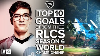 Download The Top 10 Goals from the RLCS Season 6 World Championship Video