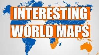 Download Interesting Maps You Maybe Haven't Seen! Video