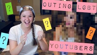 Download Outing LGBT+ YouTubers :D Video