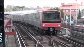 Download Metro de Lisboa Várias estações Fev 2017 Video