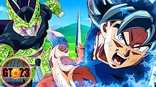 Download What if Goku Acheived Ultra Instinct Against Cell? Part 1 Video