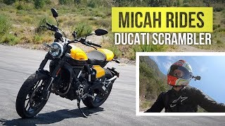 Download 2019 Ducati Scrambler Full Throttle | The Domesticated Flat Tracker Video