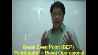 Download BEP, biaya tetap & variabel, prinsip biaya penyusutan sederhana - Nur Agustinus Video