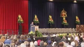 Download Fall Convocation 2016 - Morning Ceremony Video