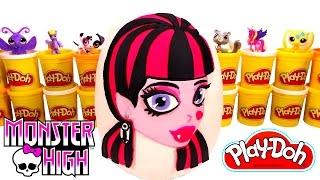 Download Monster High Draculaura Dev Sürpriz Yumurta (Oyun Hamuru) - Monster High Oyuncakları, Minişler, MLP Video