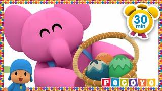 Download Pocoyo Easter Egg Hunt Patrol   NEW EASTER EPISODE HD Video
