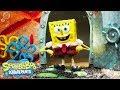 Download SpongeBob SquarePants 🎤 Theme Song Reimagined in Stop Motion | Nick Video