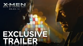Download X-MEN: DAYS OF FUTURE PAST - Official Trailer (2014) Video