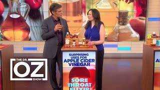 Download 3 Healthy Ways to Use Apple Cider Vinegar Video