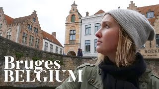 Download MOST CHARMING CITY IN EUROPE? (BRUGES, BELGIUM TOUR) | Eileen Aldis Video