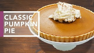 Download How to Make Pumpkin Pie | Holiday Dinner Recipes Video