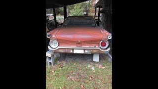 Download 1959 Ford Galaxie Fairlane 500 Gas Tank, Brakes, Interior and More!! Video