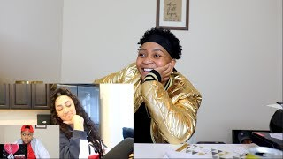 Download QUEEN NAIJA REACTS TO ME!!! (MY REACTION) | Domo Wilson Video