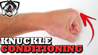 Download How to Condition Your Knuckles: Guide to Harden Your Fists Video