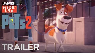 Download The Secret Life Of Pets 2 - The Max Trailer [HD] Video