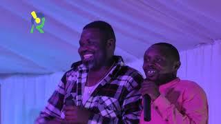 Download PAPA SAVA na NDIMBATI basekeje cyane abitabiriye 'Life is Funny' Video