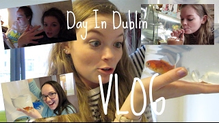 Download A Day in Dublin Vlog! I Bought a Fish! Video