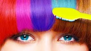 Download 25 HAIR HACKS YOU'LL WANT TO TRY RIGHT NOW Video