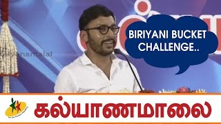 Download Life Gives Us a Choice : RJ Balaji | Full Speech | Kalyanamalai | Kamaraj Arangam Video