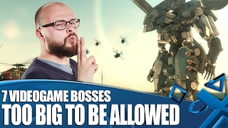 Download 7 Videogame Bosses So Massive They Shouldn't Be Allowed Video