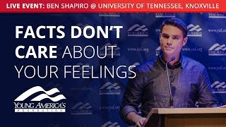 Download Ben Shapiro LIVE at University of Tennessee, Knoxville Video