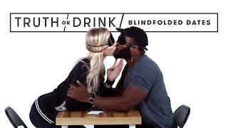 Download Blind(folded) Dates | Truth or Drink | Cut Video