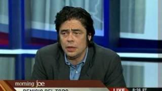 Download Benicio Del Toro Discusses ″CHE″ Video
