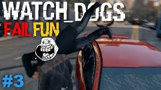 Download Watch Dogs - Fails & Fun #3 | Exploration en ligne ! Video