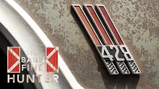 Download 1 of 1 428ci 4-Speed Ford Country Squire Wagon | Barn Find Hunter - Ep. 13 Video